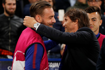 Champions League - Chelsea vs AS Roma