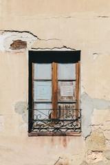 Antique Rural Window