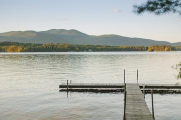 Lake Winnepesaukee New Hampshire, USA