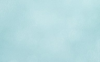 Light blue color frosted Glass texture background