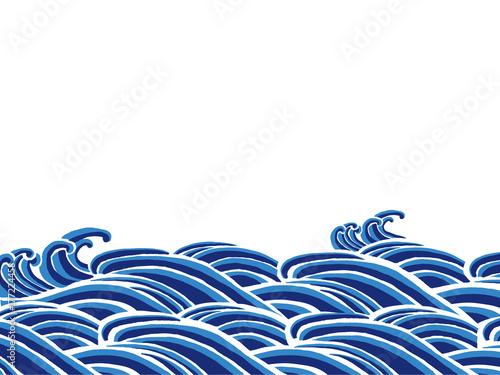 波 和柄イラストfotoliacom の ストック画像とロイヤリティフリーの
