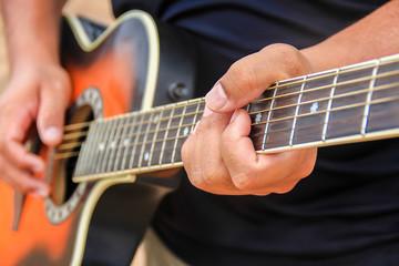 Guitar, Musical Instrument, Acoustic Guitar, Singing, Caucasian Ethnicity