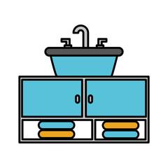 home sink towel for toilet bathroom ceramic