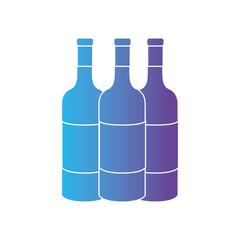 line wine bottles to celebretion beverage