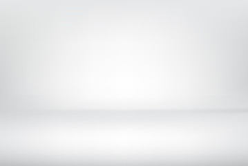 Abstract gray background used for empty spacious room interior. background or wallpaper. Fototapete