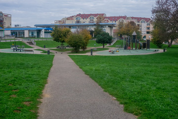 parc urbain