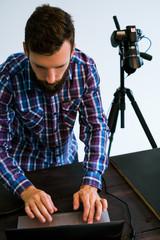 photography blog art photographer photo studio work concept