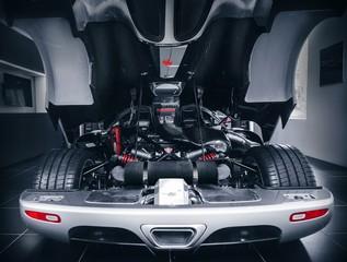 Supercar Engine