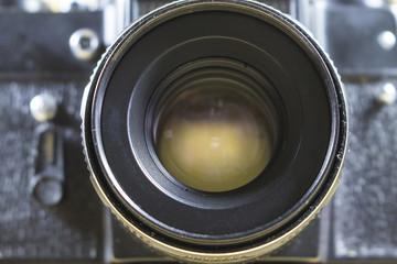 lens of camera lens
