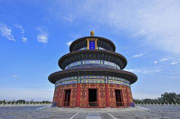 Fotobehang Beijing The temple of heaven park
