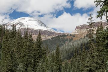 San Juan mountains near Silverton, Colorado