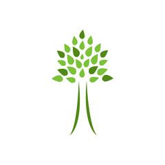 Eco-Friendly Tree Symbol