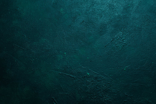 Grain dark green abstract background design texture