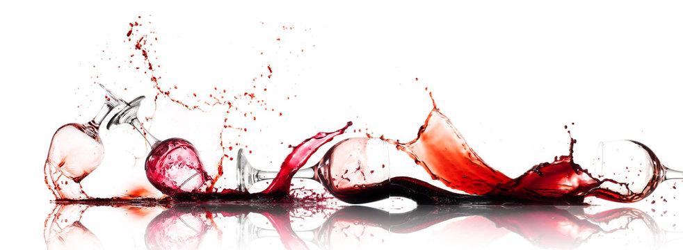 Wine Glass Drop