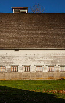 Barn Side Windows