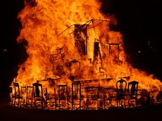san juan bonfire