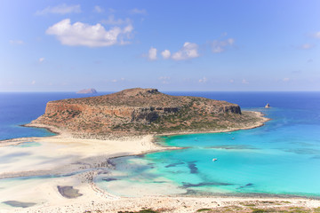 Kap Gramvousa, Balos, Beach, Crete, Kreta, Griechenland