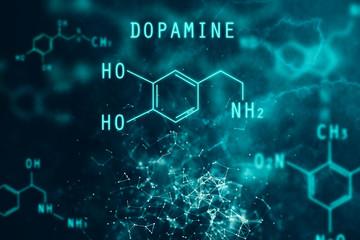 Chemical formula backdrop