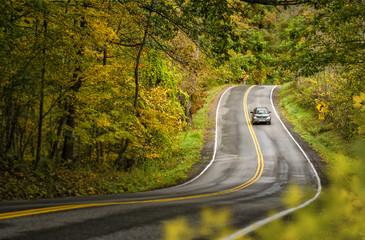 Carreteras en Otoño / Fall Roads