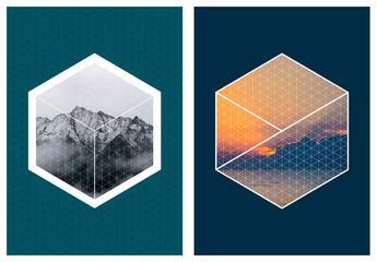 Isometric Photo Effects
