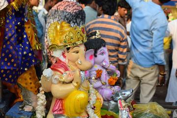 Ganesha Going