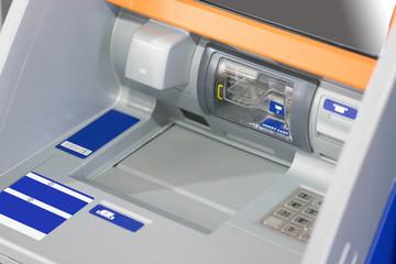 ATM machine and Cash deposit machine