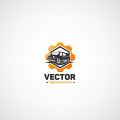 Vector Van car and Gear service.