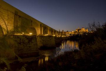 Cordoba Spain Roman Bridge