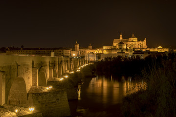Cordoba Spain Roman Bridge