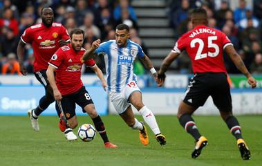 Premier League - Huddersfield Town vs Manchester United