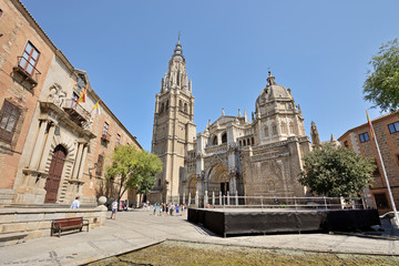 Church of Santo Tomé, Toledo, Spain