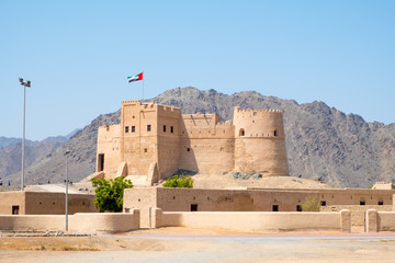 Fujairah Fort, United Arab Emirates
