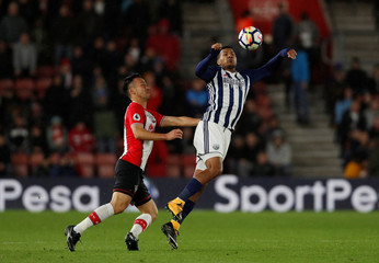 Premier League - Southampton vs West Bromwich Albion