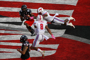 NCAA Football: Southern Methodist at Cincinnati