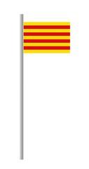 Fototapete - Catalogne