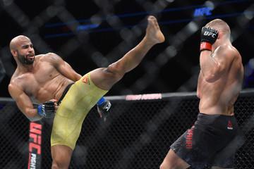 MMA: UFC Fight Night-Gdansk-Touahri vs Alves