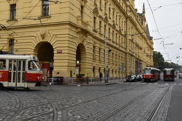 中欧の街並み