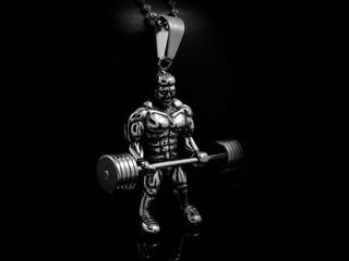 Pendant Jewelry - Bodybuilder - Fitness