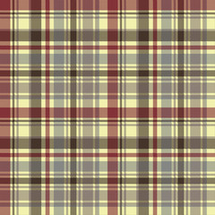 Check seamless pattern fabric texture
