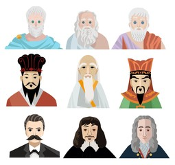 greatest philosophers and thinkers from all the times