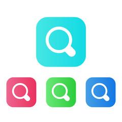Four Colors - Flat App Icons