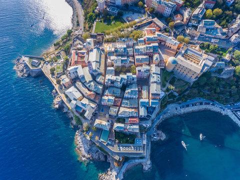 Bastia an der Ostküste von Korsika im Departement Haute-Corse