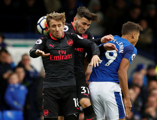 Premier League - Everton vs Arsenal