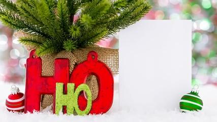Search photos ho ho ho 010 christmas greeting video card ho ho ho christmas balls creative funny and m4hsunfo