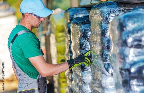 Farmer Choosing Best Fertiliser