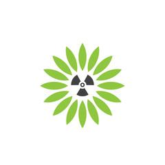 Radon leaf logo