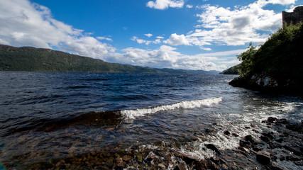 Wellen am See