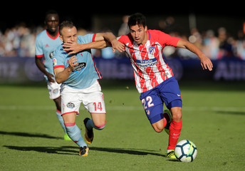 La Liga Santander - Celta Vigo vs Atletico Madrid