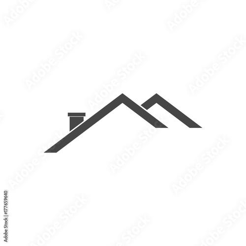 Home Roof Icon Stockfotos Und Lizenzfreie Vektoren Auf Fotoliacom