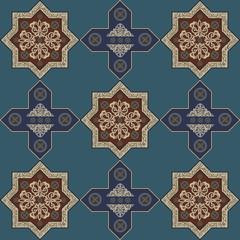 Iranian pattern 18